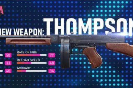 5 Best Thompson Combination In Free Fire Ff Esportsku